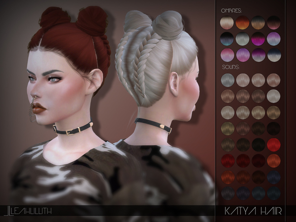 LeahLillith Katya Hair by Leah Lillith