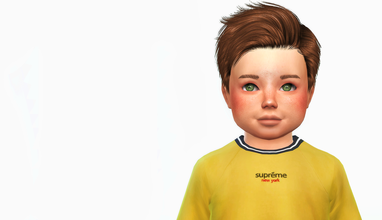 Lapiz Lazuli Zombrex - Toddler Version by Simiracle