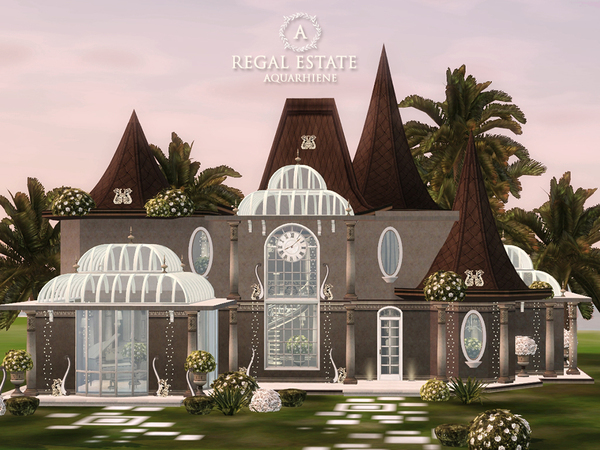Regal Estate by Aquarhiene