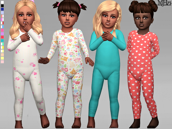 S4 Toddler Onesies by Margeh-75
