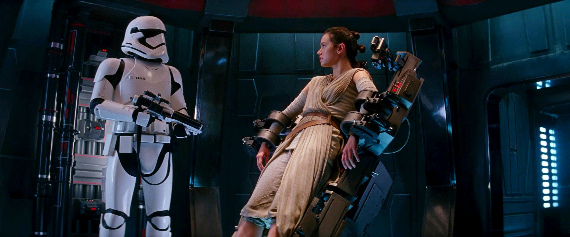 an analysis of archetypes in the star wars the force awakens a movie by jj abrams Jj abrams, director of the recently released movie star wars: the force awakens, revealed a little secret during an interview that secret has something to do with daisy ridley's character, obi-wan kenobi, and a flashback scene for those who haven't watched the film yet, the following paragraphs.