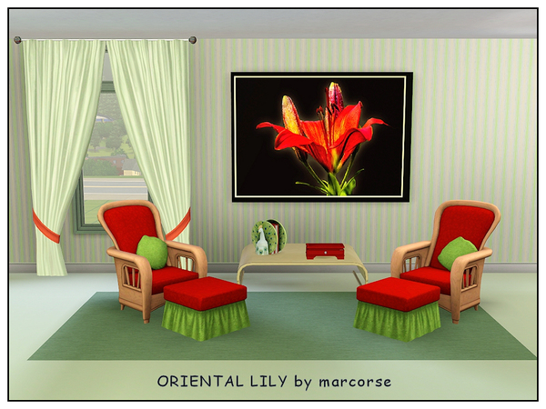 Oriental Lily_marcorse