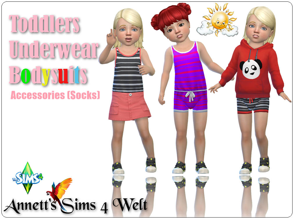Accessory Bodysuits for Toddlers by Annett85