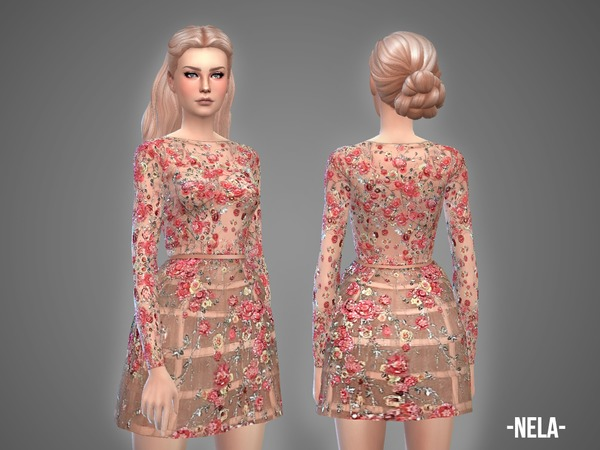 Nela - dress by -April-