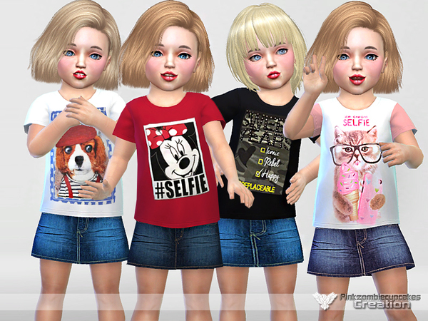 Toddler Collection ''Sweet Times'' by Pinkzombiecupcakes