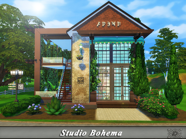 Studio Bohema by Danuta720