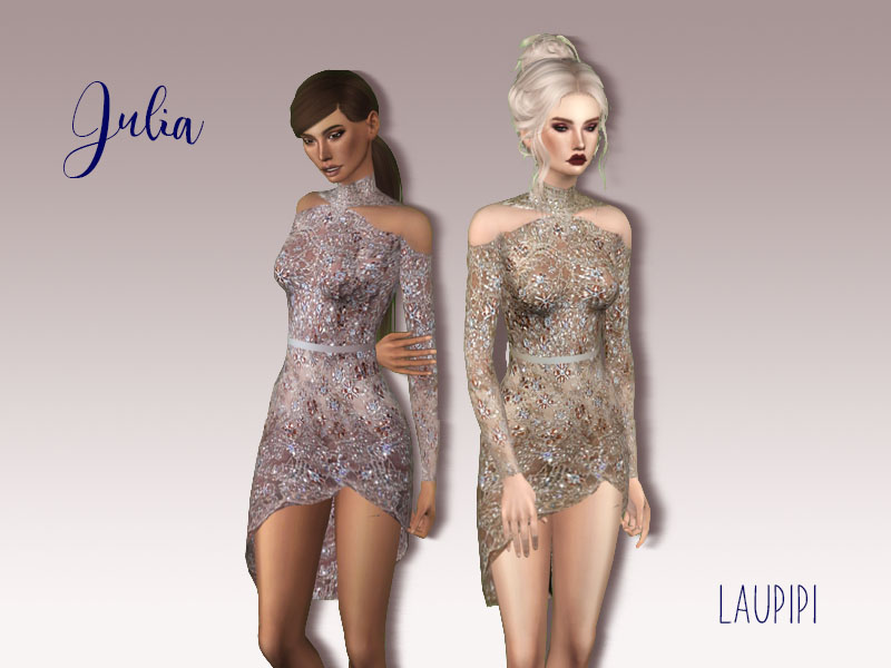 Julia Dress by Laupipi