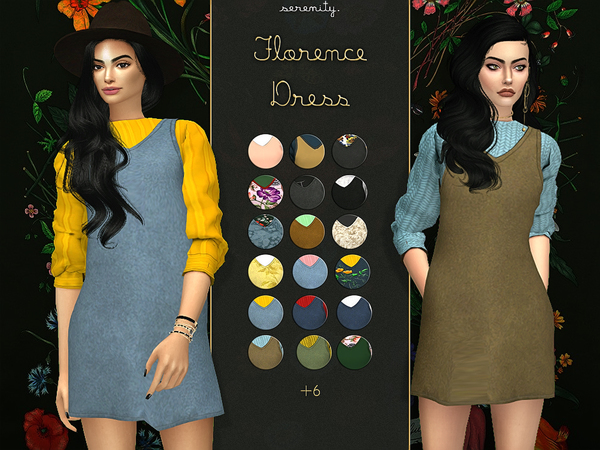 Florence Dress by serenity-cc