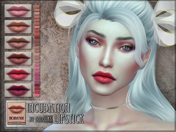 Incubation Lipstick - unisex by RemusSirion