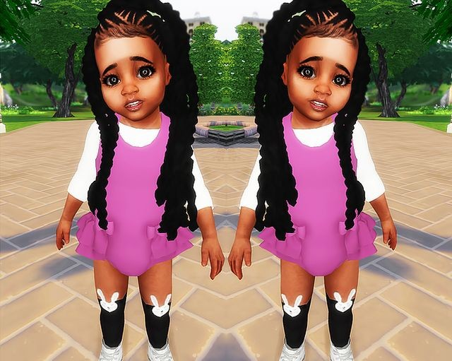 Broodsims Jumbo Braids by Ebonix