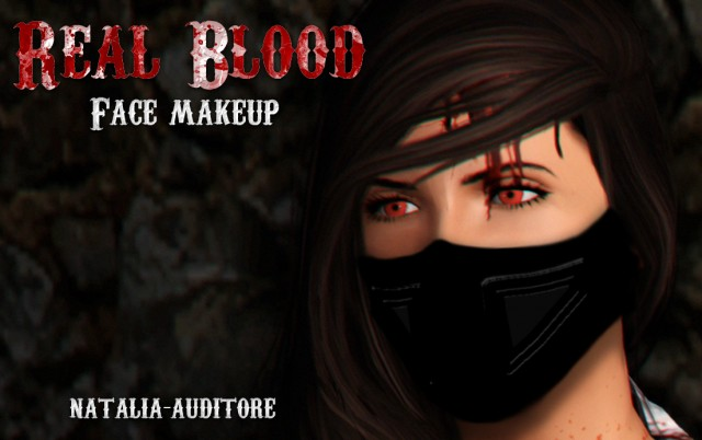 Real Blood Makeup by natalia-auditore