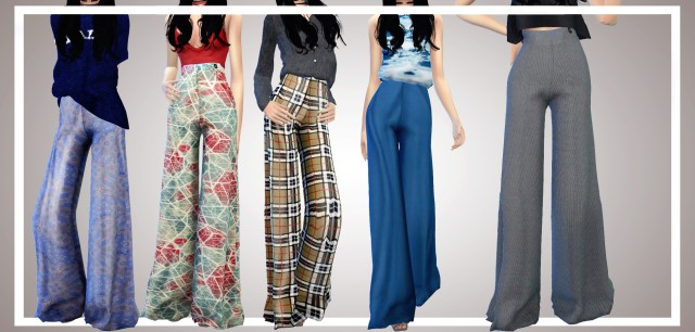 Palazzo Pants by NeutralSupply