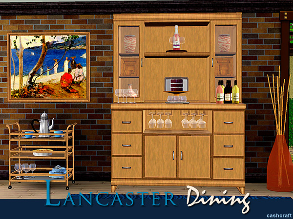 Lancaster Dining Part II by cashcraft