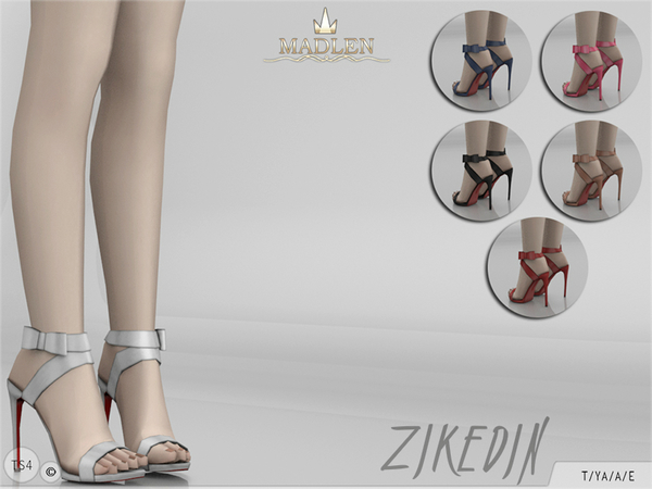Madlen Zikedin Shoes by MJ95