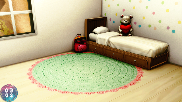 OBGS CROCHET RUGS by Oohbegahsims