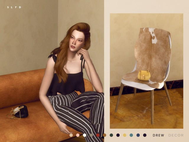 Chlo Drew Bag (Decor) by SLYD