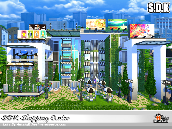 SDK Shopping Center by autaki