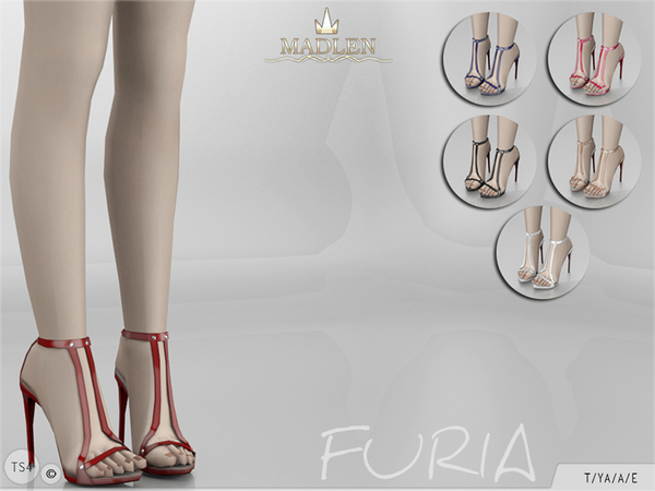 Madlen Furia Shoes by MJ95