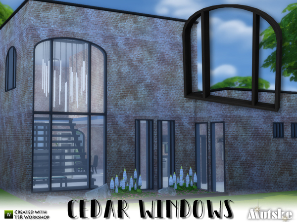 Cedar Windows Construction by mutske