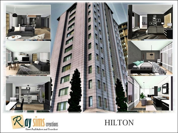 Hilton by Ray_Sims