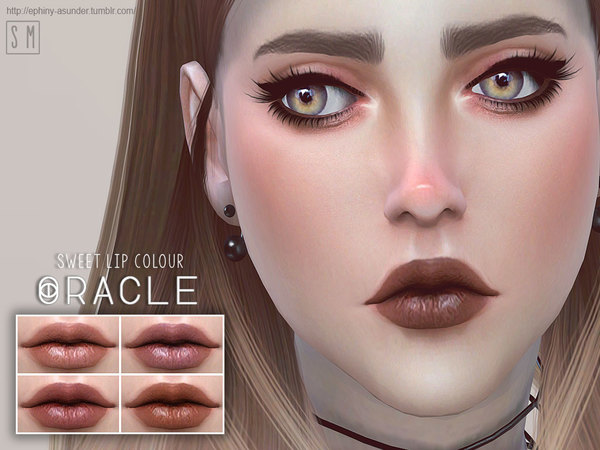 [ Oracle ] - Simple Lip Colour by Screaming Mustard