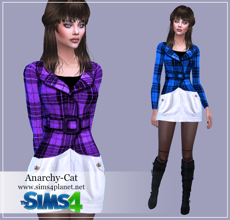 Clothing for females #25 by Anarchy-Cat