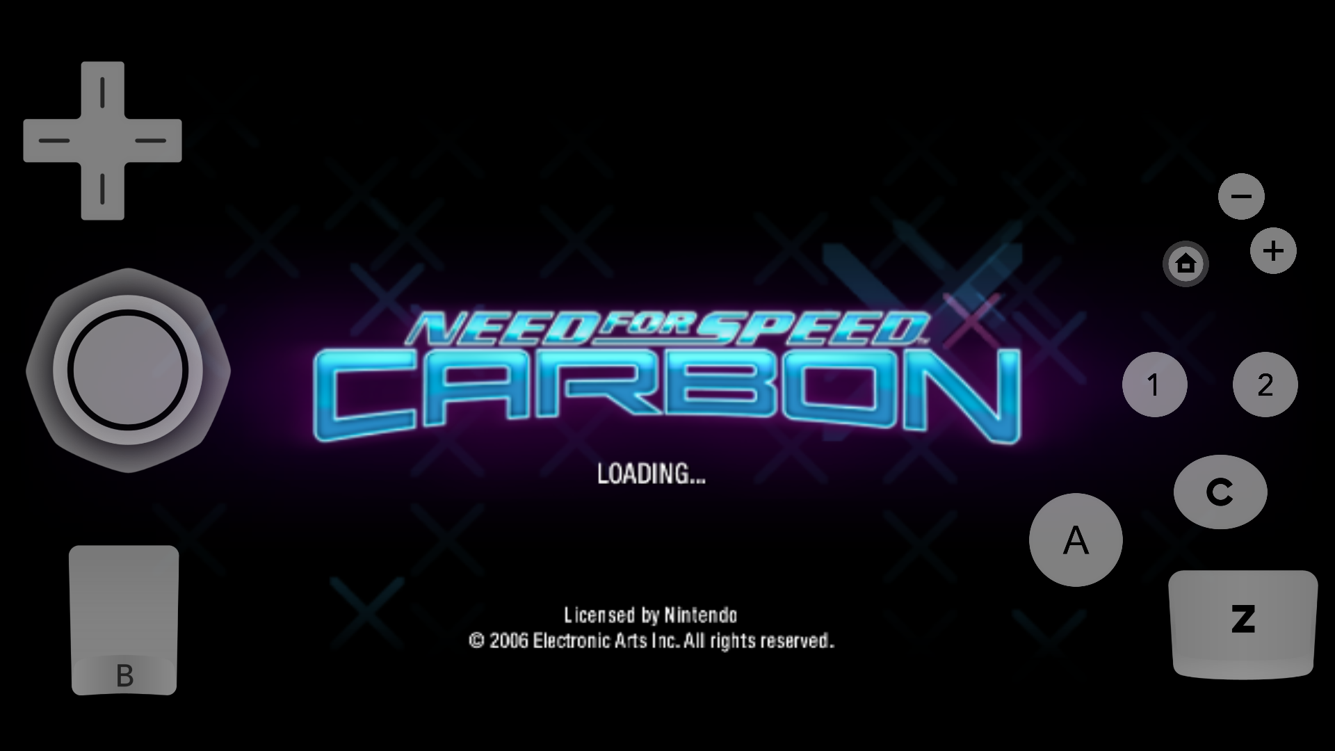 need for speed carbon wii iso