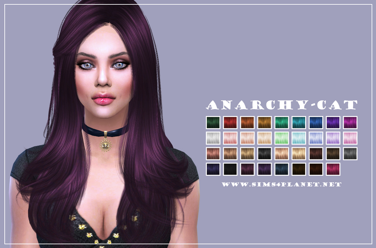 Cazy Starlight Hairstyle by Anarchy-Cat