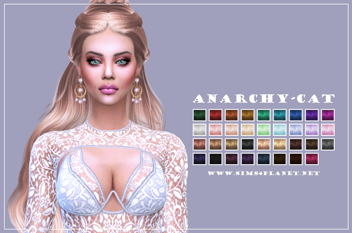 Wings hair ETS1123 by wings by Anarchy-Cat