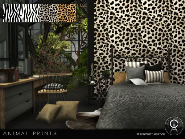 Animal Prints by Pralinesims
