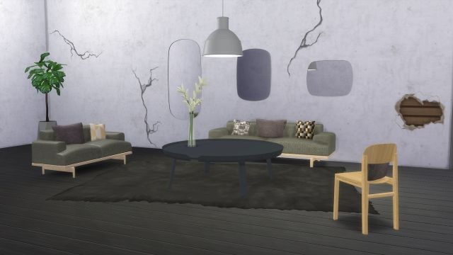 Compose Sofa by Meinkatz Creations