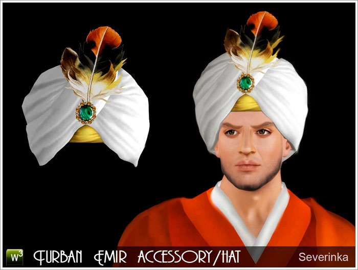 Turban Emir by Severinka