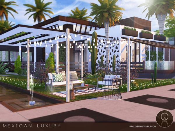 Mexican Luxury by Pralinesims