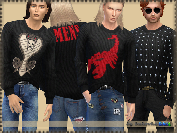 Sweater Mens by bukovka