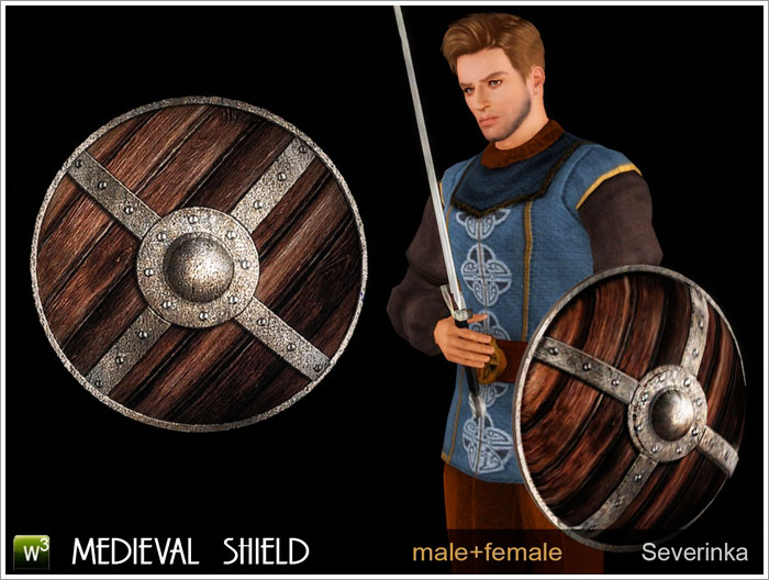 Medieval accessories by Severinka