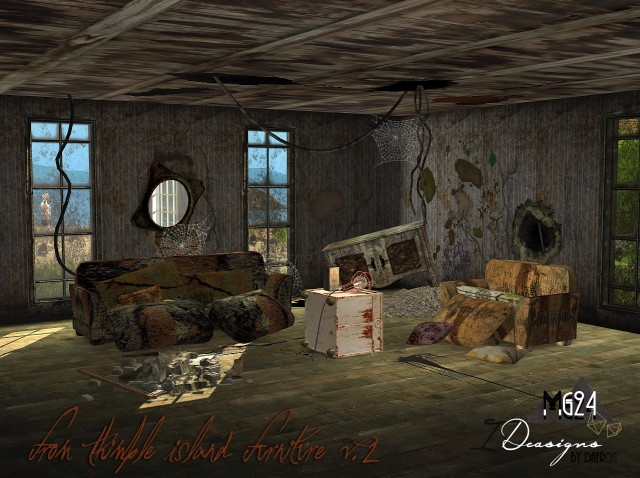 2t4 From Thimble Island Furniture V.2 by Abandoned