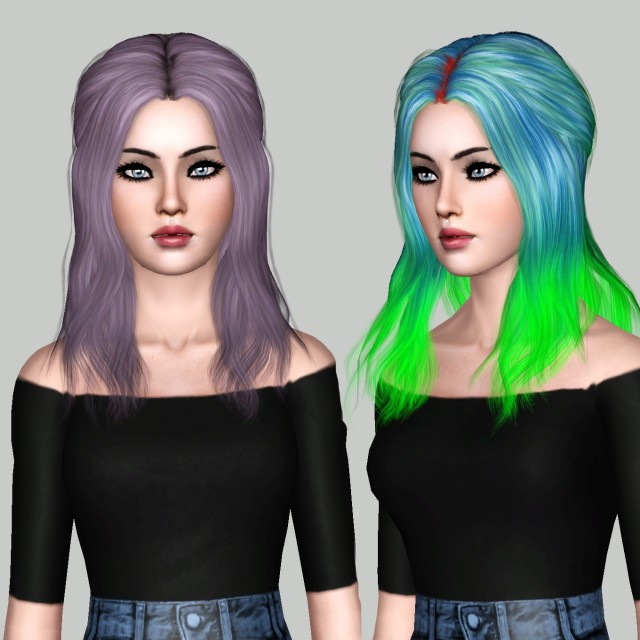 Cazy Promise Hair Chops by lies-and-crooked-sims