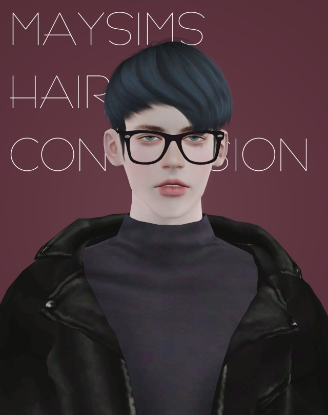 Maysims male hair 169 4to3 Conversion by effiethejay