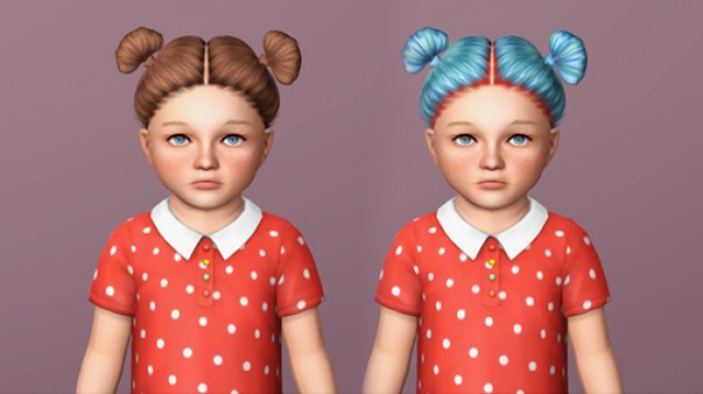 Sketchbookpixels - Ariana & Candy by IfcaSims