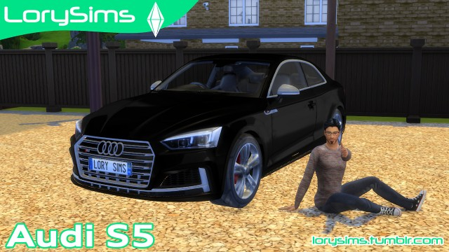 Audi RS7 и Audi S5 by LorySims