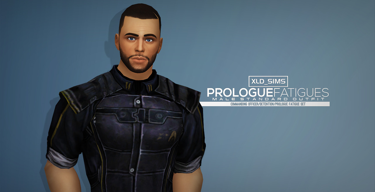 Prologue Fatigues Outfit by XLDSims