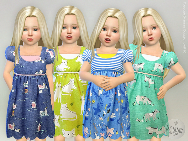 Toddler Dresses Collection P10 by lillka