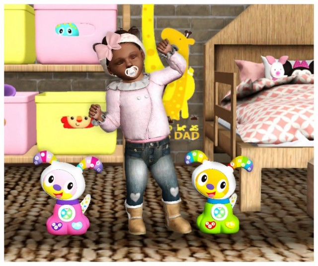 Dance & Move Beat Bow Wow interactive toy by emysimss
