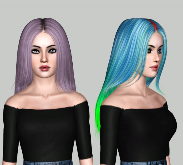 Anto Galactic Hair Chop by lies-and-crooked-sims