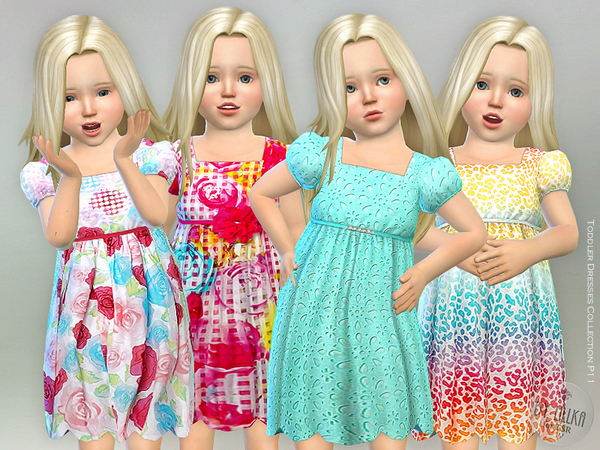 Toddler Dresses Collection P11 by lillka