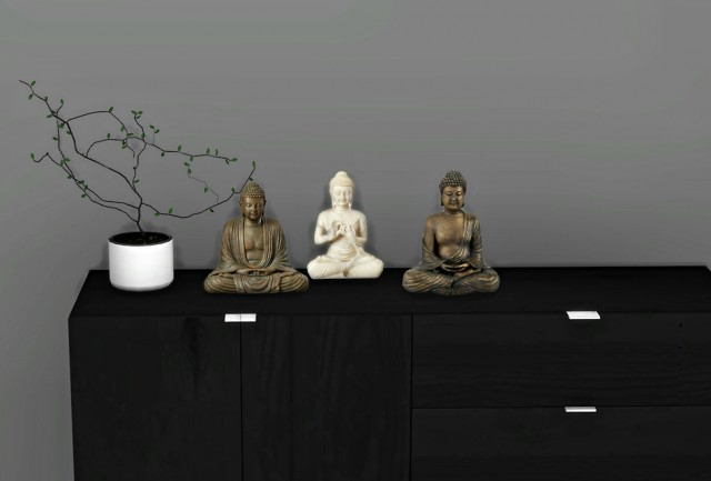 Buddhas by leo-sims