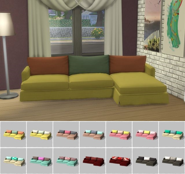 RC - Tea and Coffee Sofa by Chilli