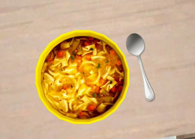 Simple Chickn Noddle Soup by Simplistic