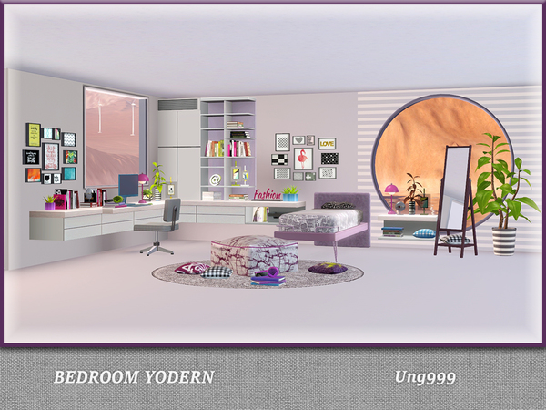 Bedroom Yodern by ung999