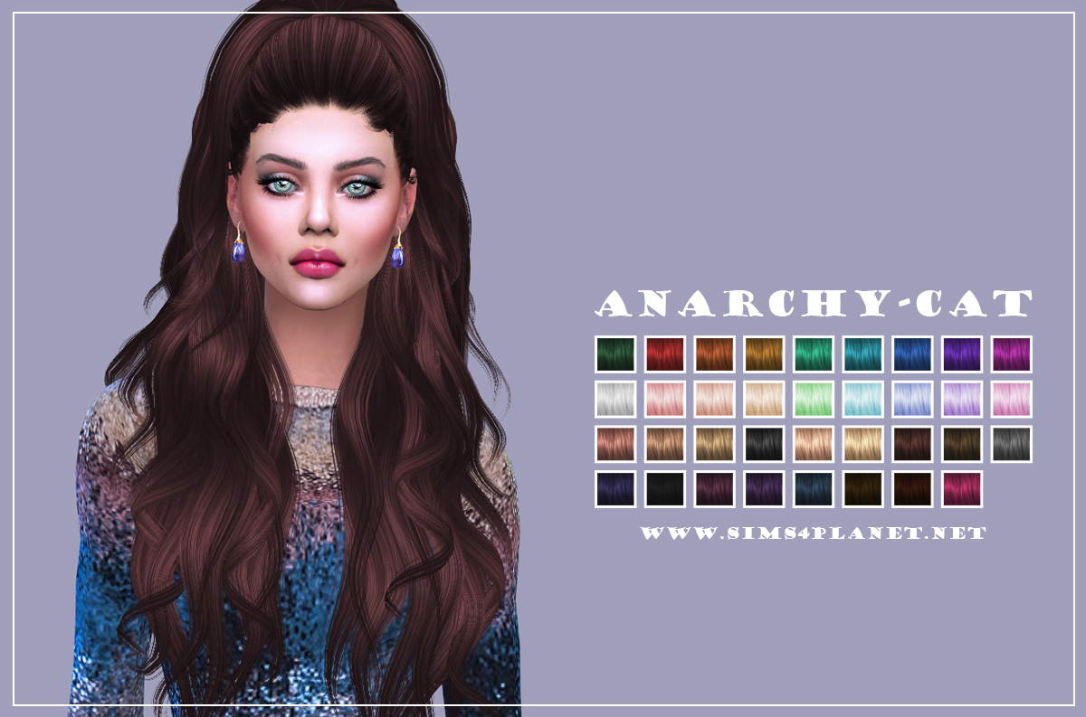 Anto S4Hair Atenea by Anarchy-Cat